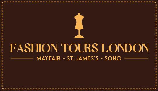 Fashion Tours London