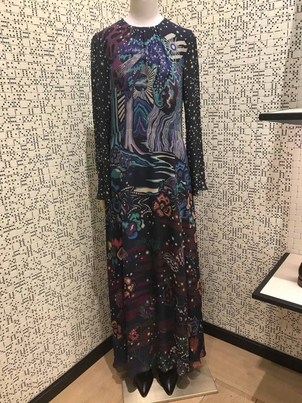 dress from fashion designer Paul Smith, Albemarle Street shop, Mayfair, Latest in Design Tour, Fashion Tours London, fashion walks and shopping tours for fashionistas