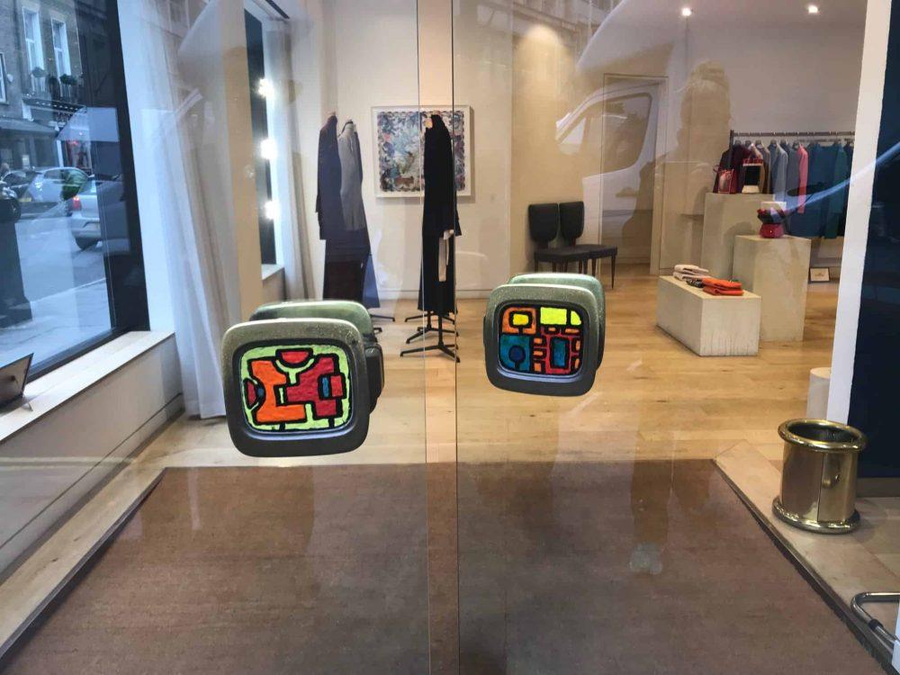 shop of fashion designer Paul Smith, Albemarle Street, Mayfair, Latest in Design Tour, Fashion Tours London, fashion walks and shopping tours for fashionistas
