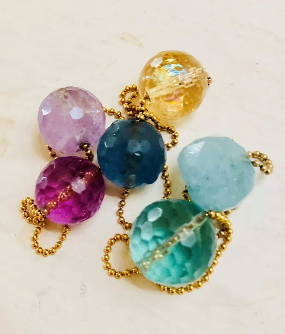 rings and gems by jewellery designer Barbara Laws, jewelry, Fashion Tours London, fashion walks for fashionistas