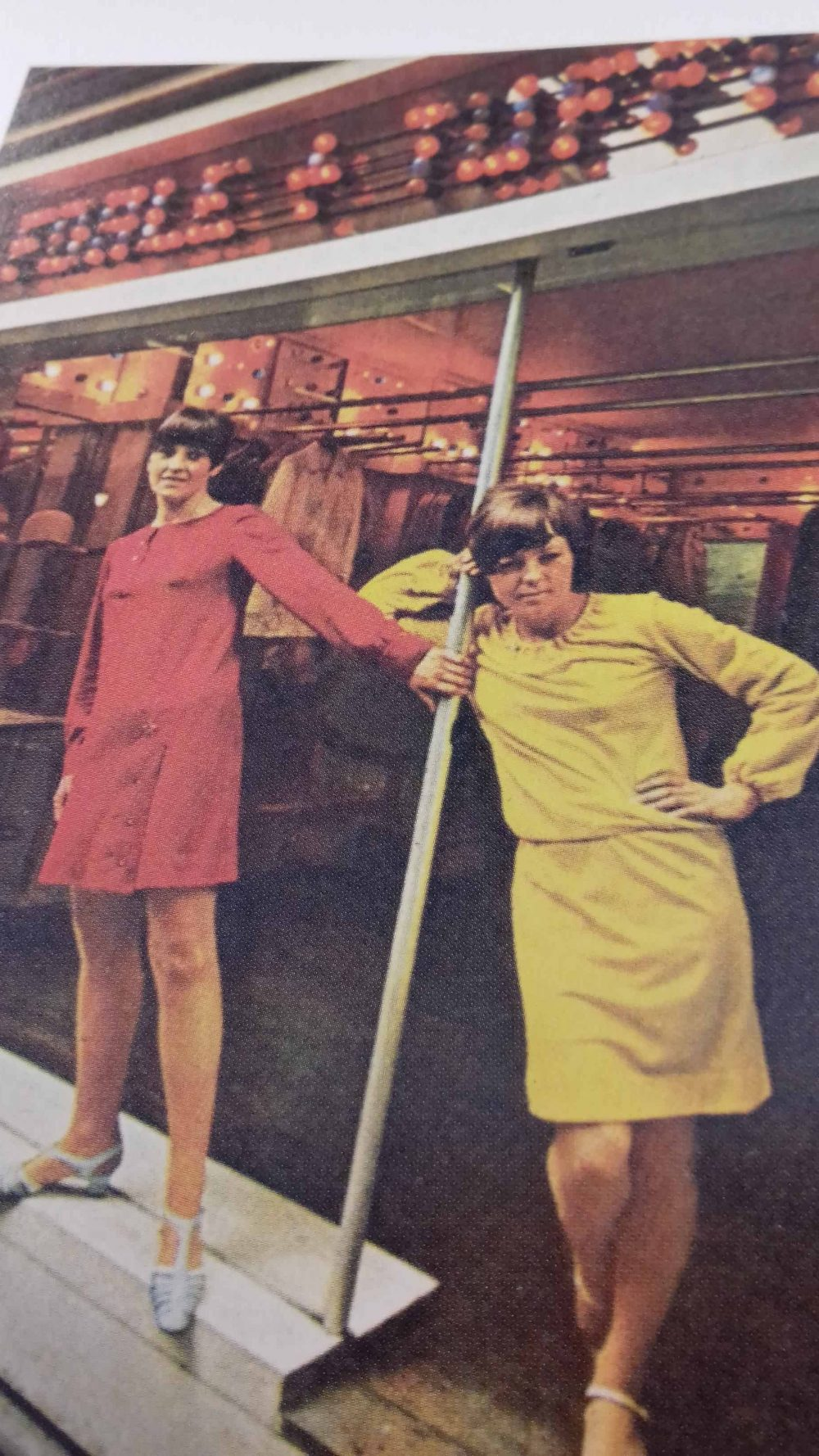 Foale and Tuffin, Swinging Sixties, Carnaby Street, Ballgowns to Bumsters tour, Fashion history tour, 1960s Fashion, Soho, Carnaby Street